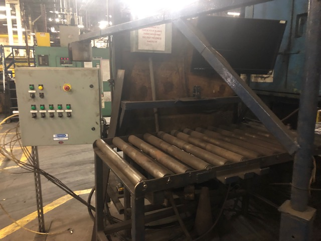 Niagara 600 Ton Press - Located Off Site in NJ - Image 14 of 16