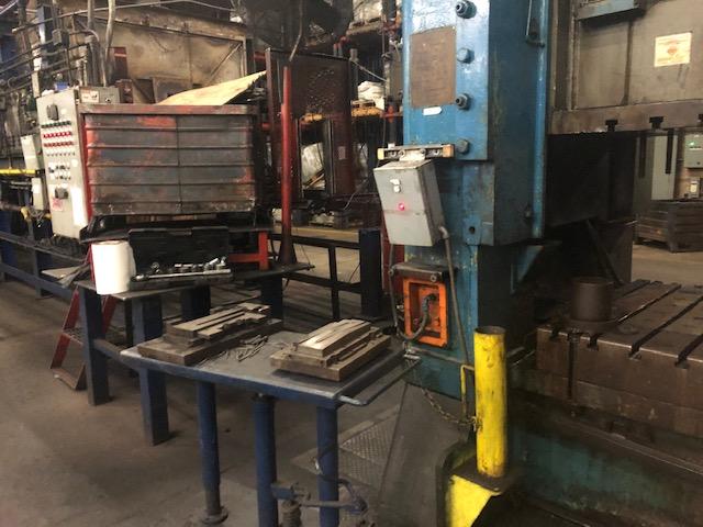 Niagara 600 Ton Press - Located Off Site in NJ - Image 11 of 16