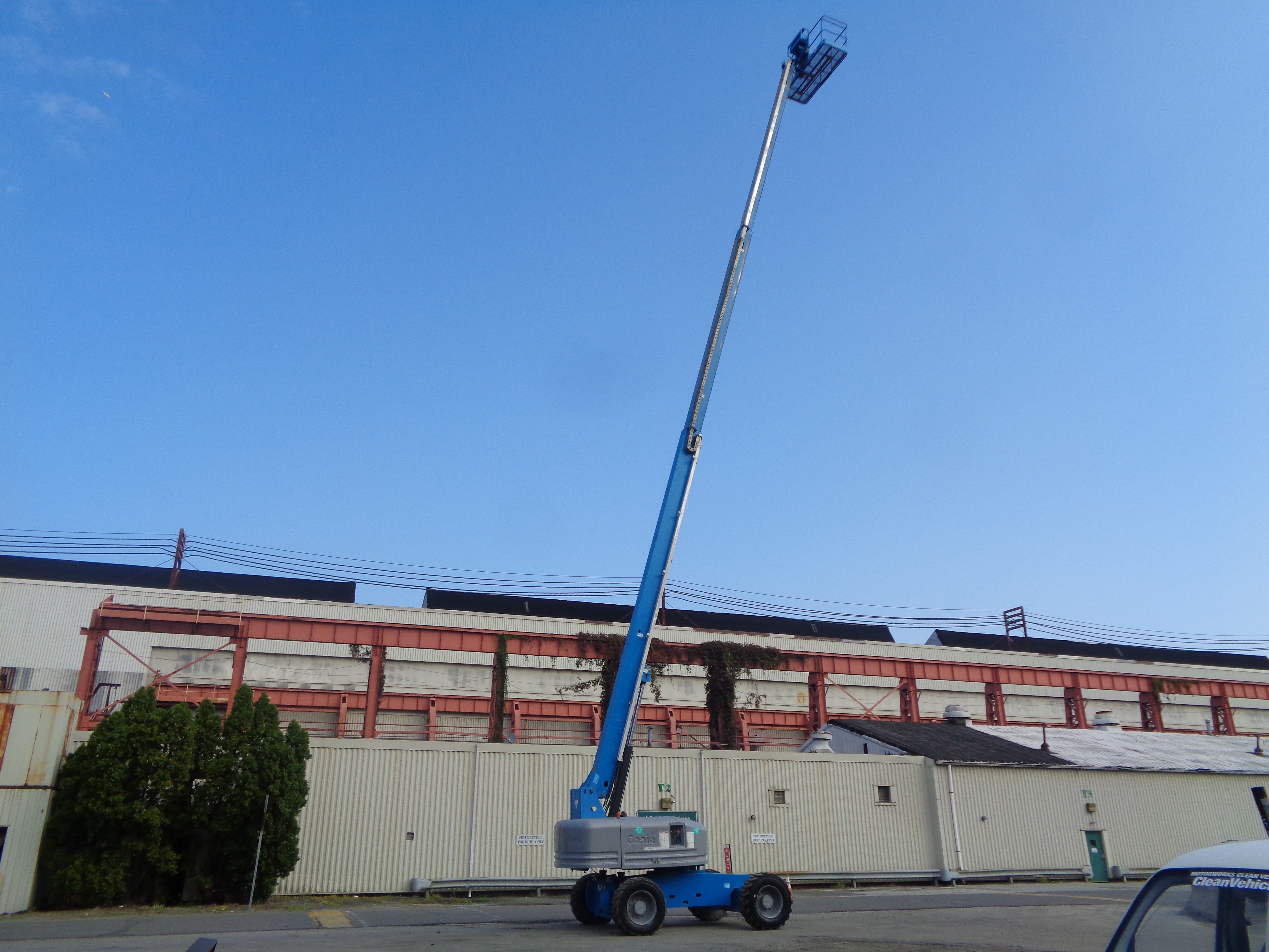Genie S80 80ft Boom Lift - Image 19 of 22