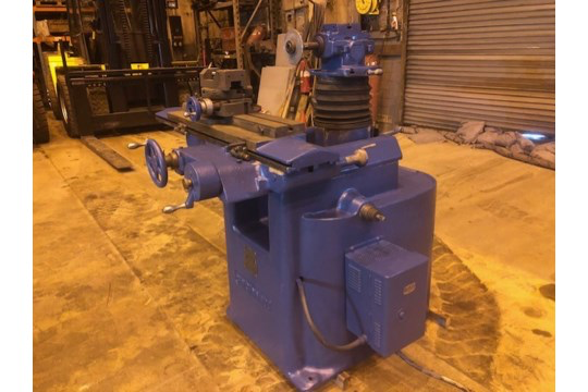 Cincinnati Tool and Cutter Grinder with Rotary Table and Vice
