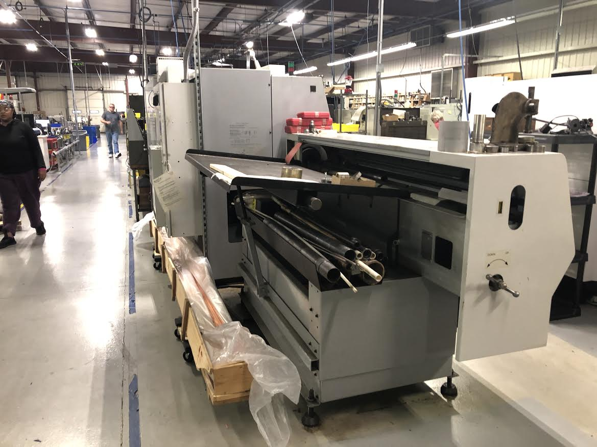 Haas HL4 CNC Lathe With Bar Feeder - Image 3 of 4