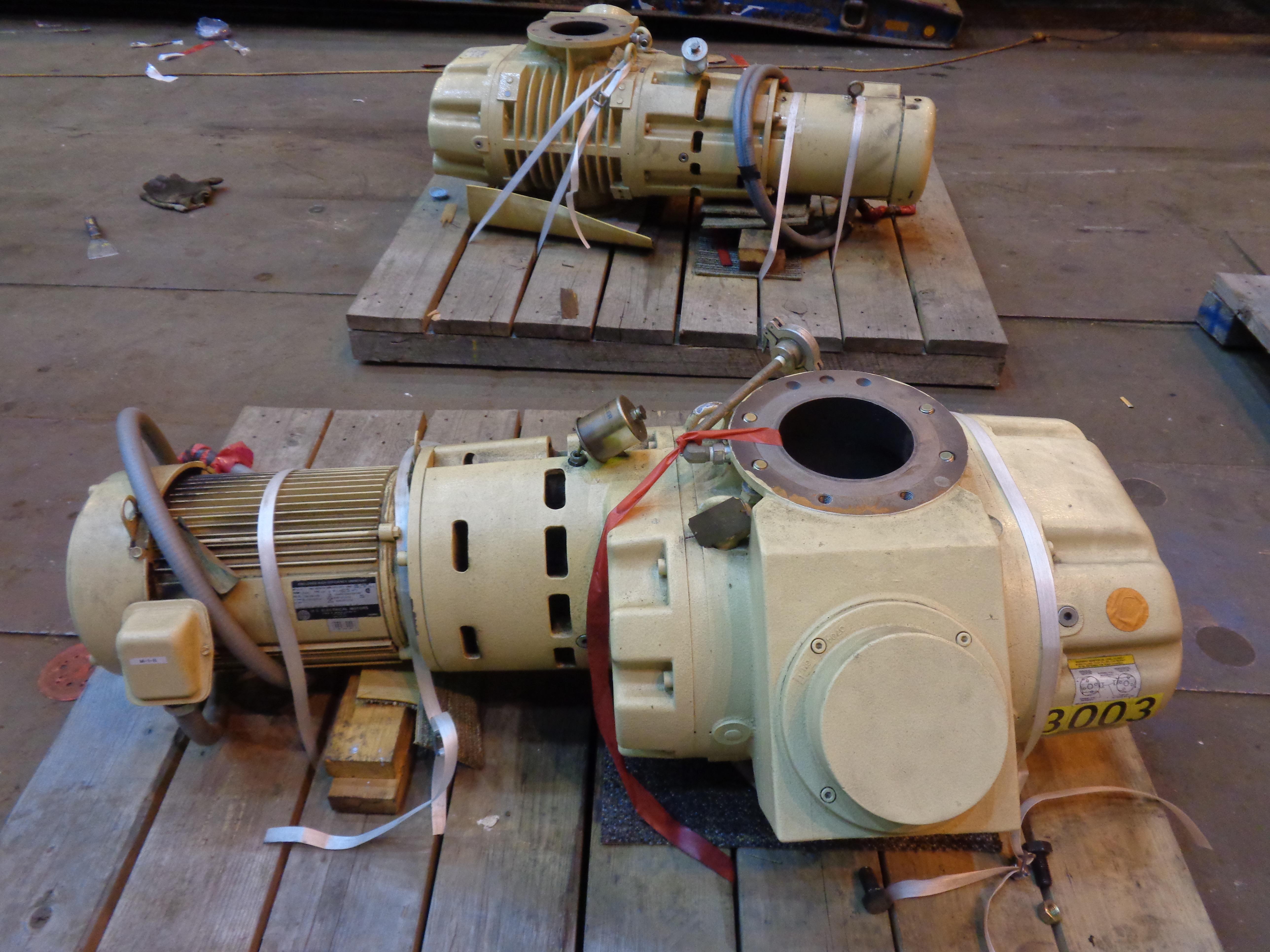 Lot of 3 Vacuum Pumps - Image 8 of 26
