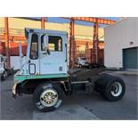 2002 Capacity TJ4000 Yard Jockey Truck Tractor