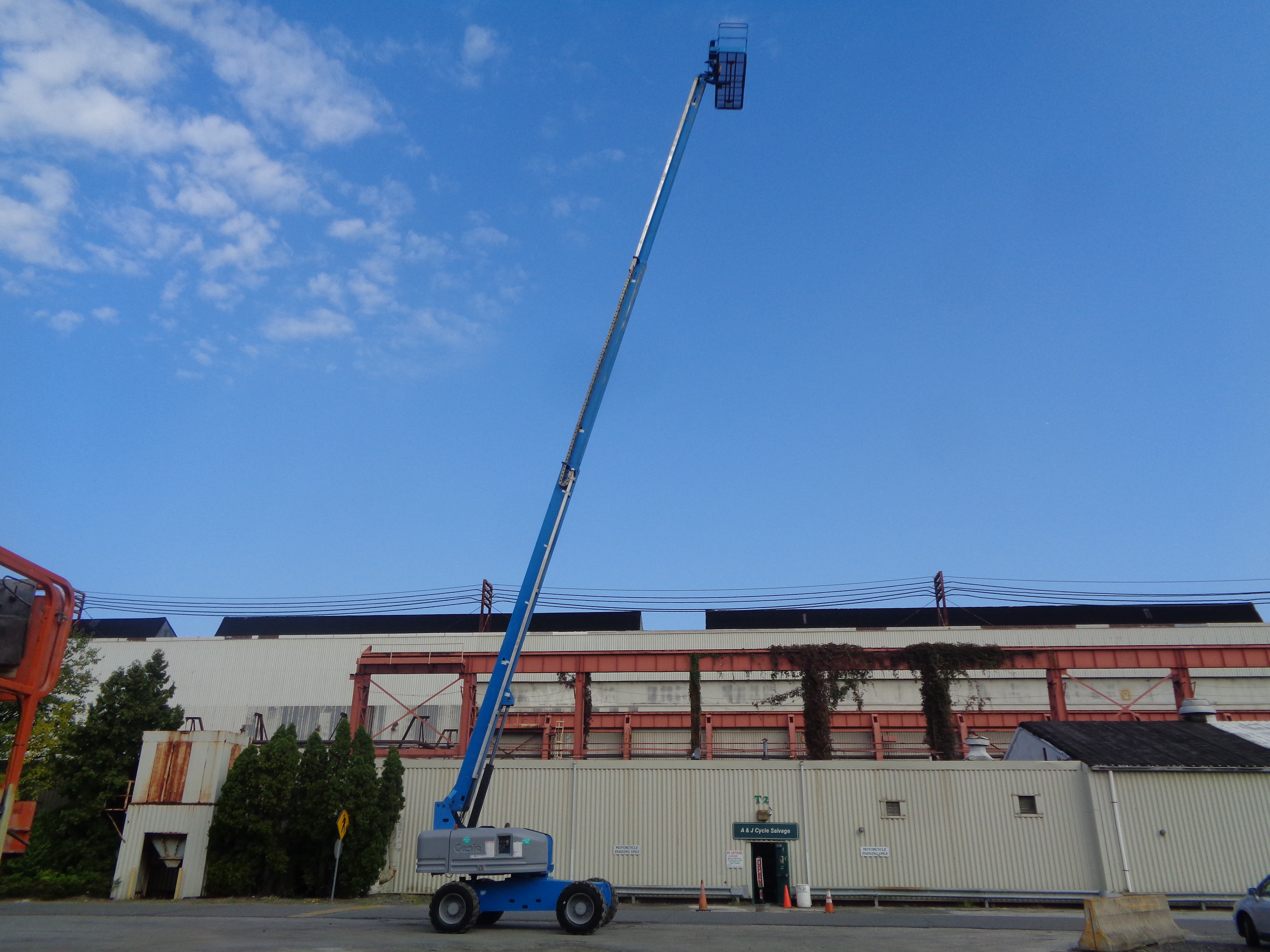 Genie S80 80ft Boom Lift - Image 20 of 22