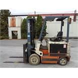 Nissan CWP02L5S 5,000lb Forklift