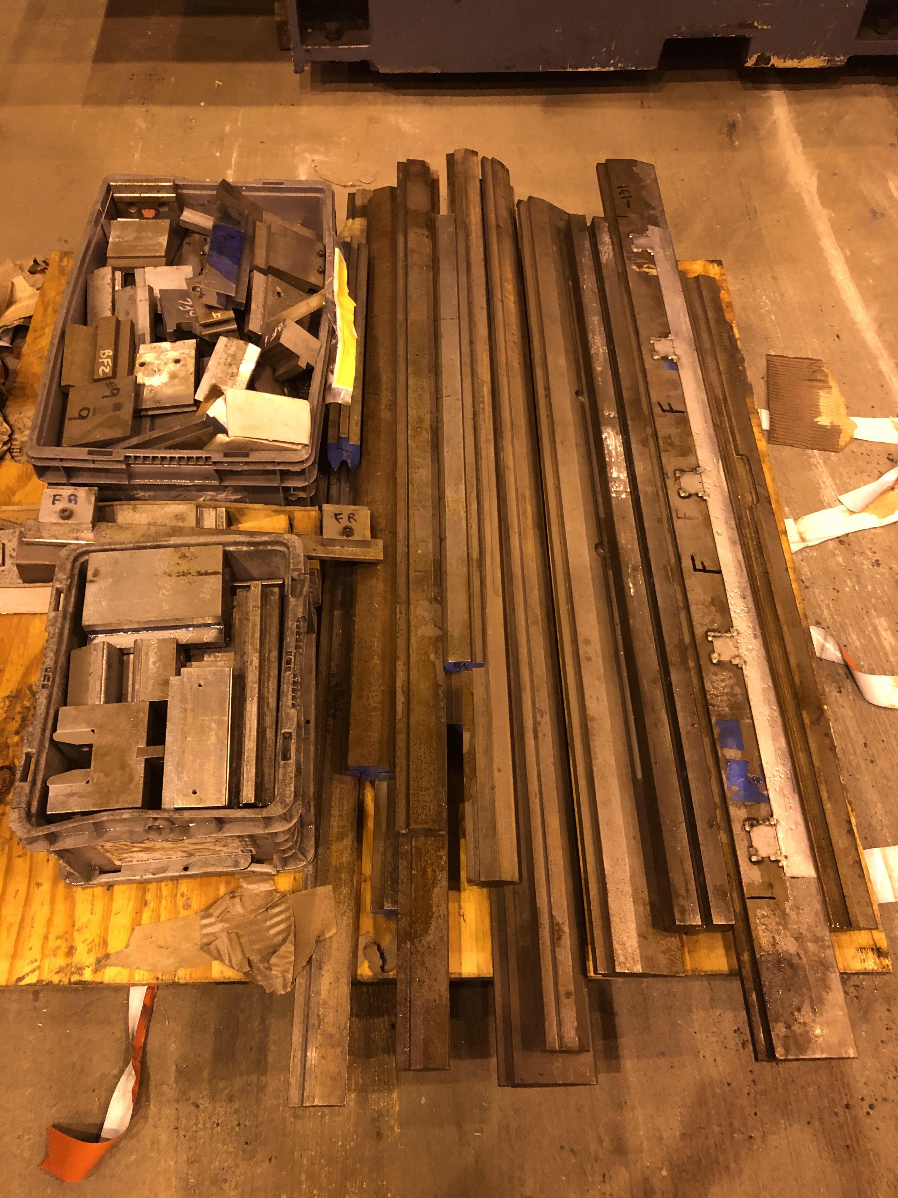 Guifil PE-30 33 Ton Press Brake - Image 9 of 14