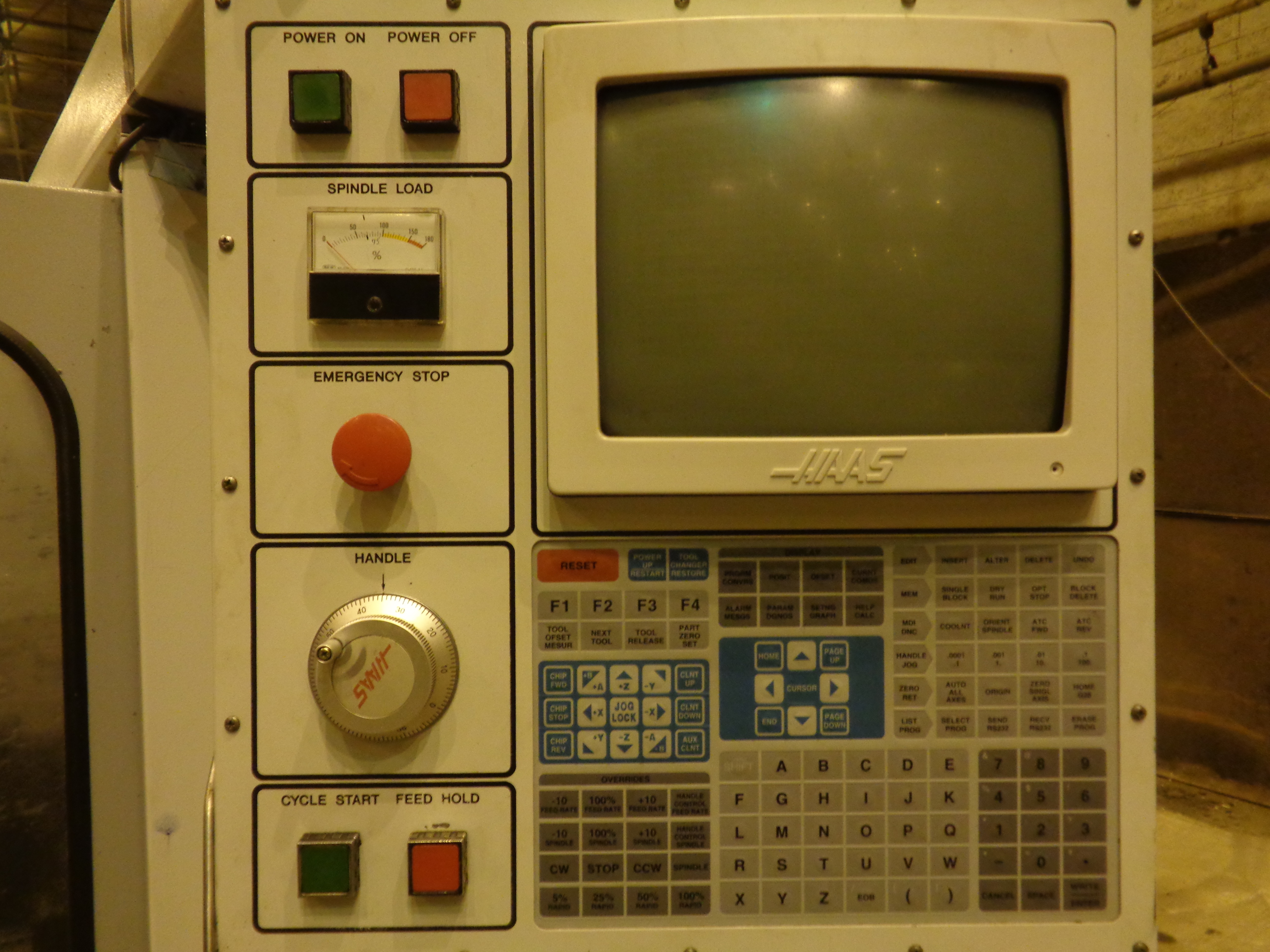 Haas VF-0E CNC Vertical Machining Center - Image 14 of 27