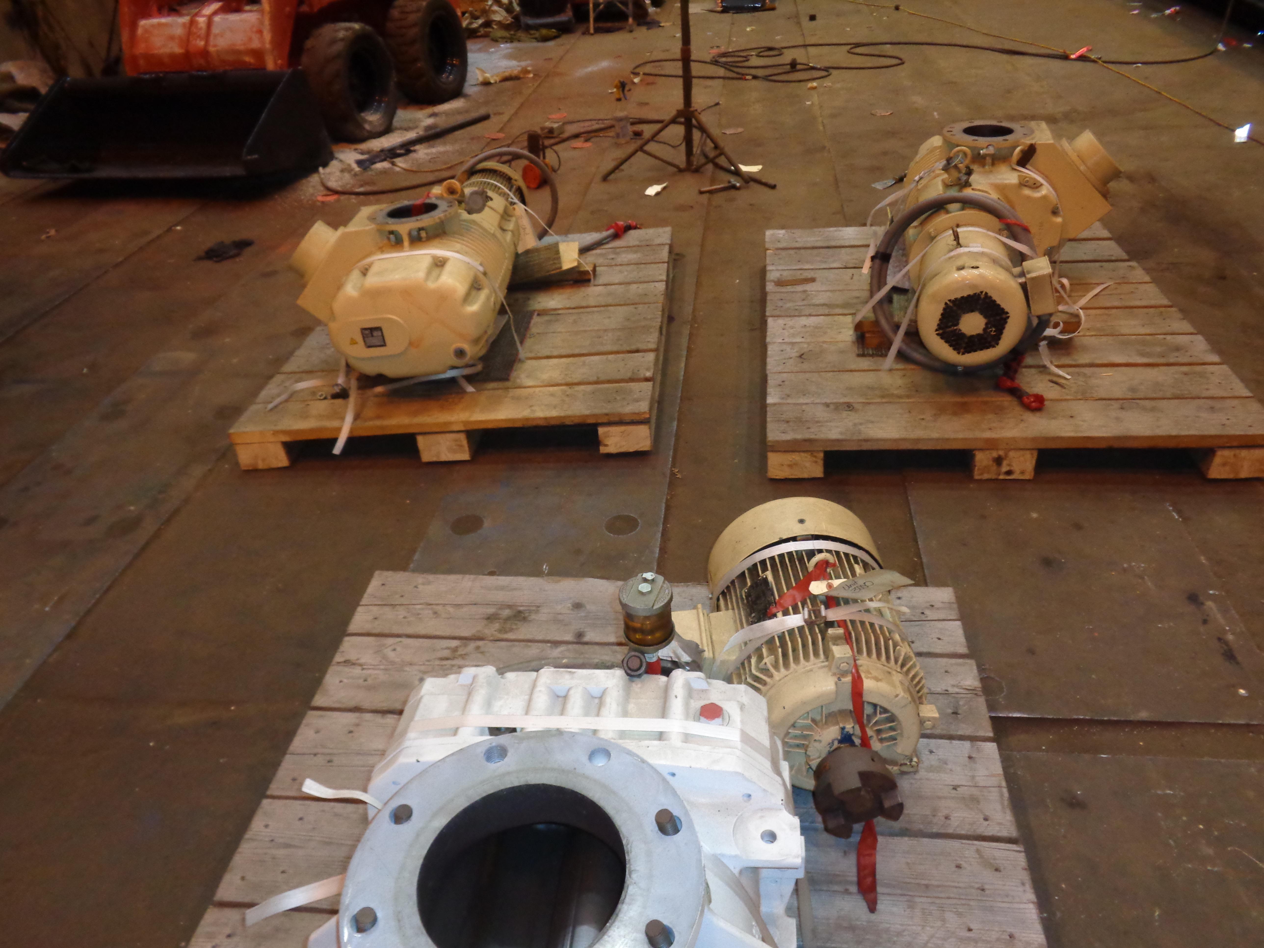 Lot of 3 Vacuum Pumps - Image 24 of 26
