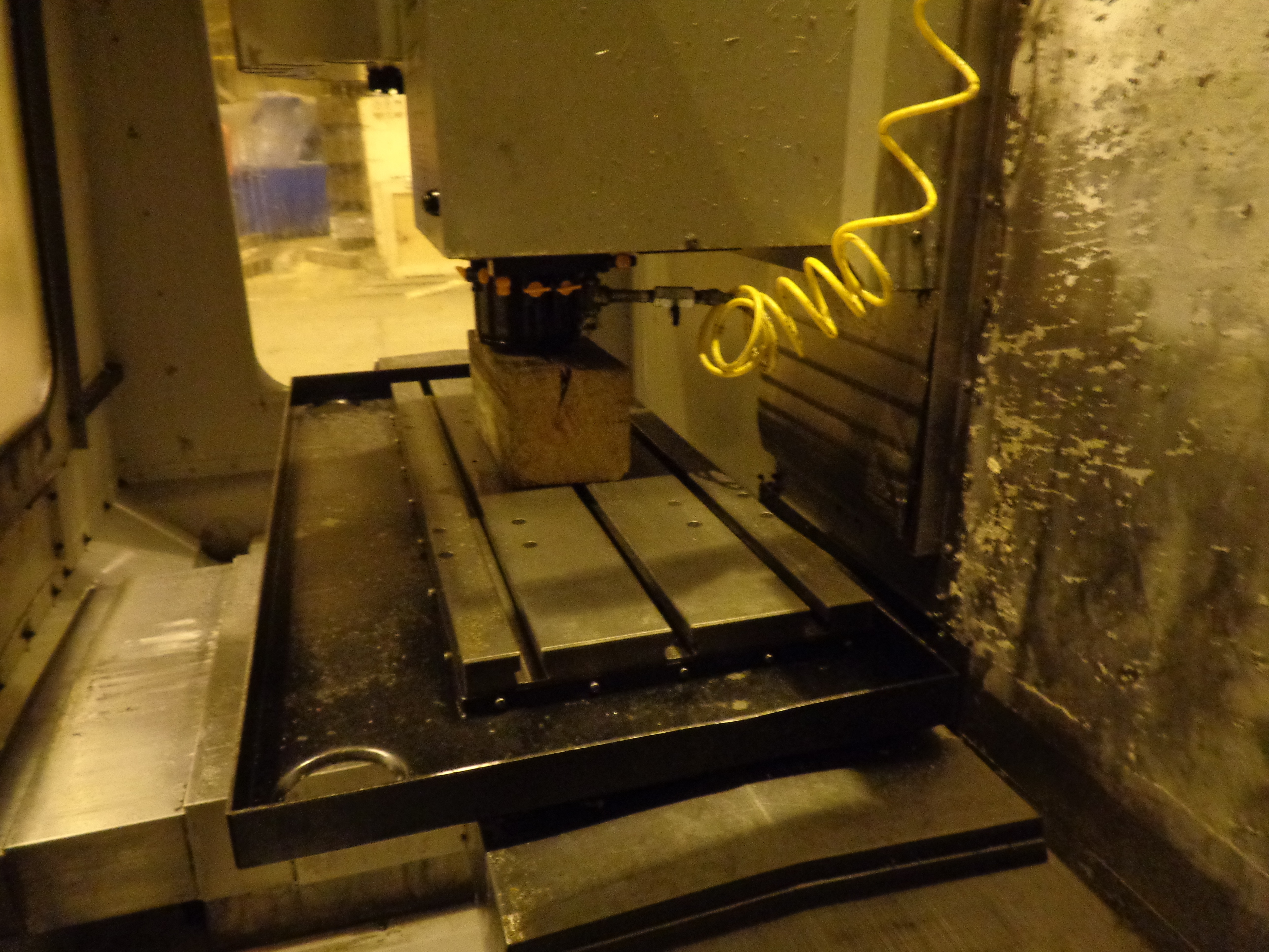 Haas VF-0E CNC Vertical Machining Center - Image 15 of 27