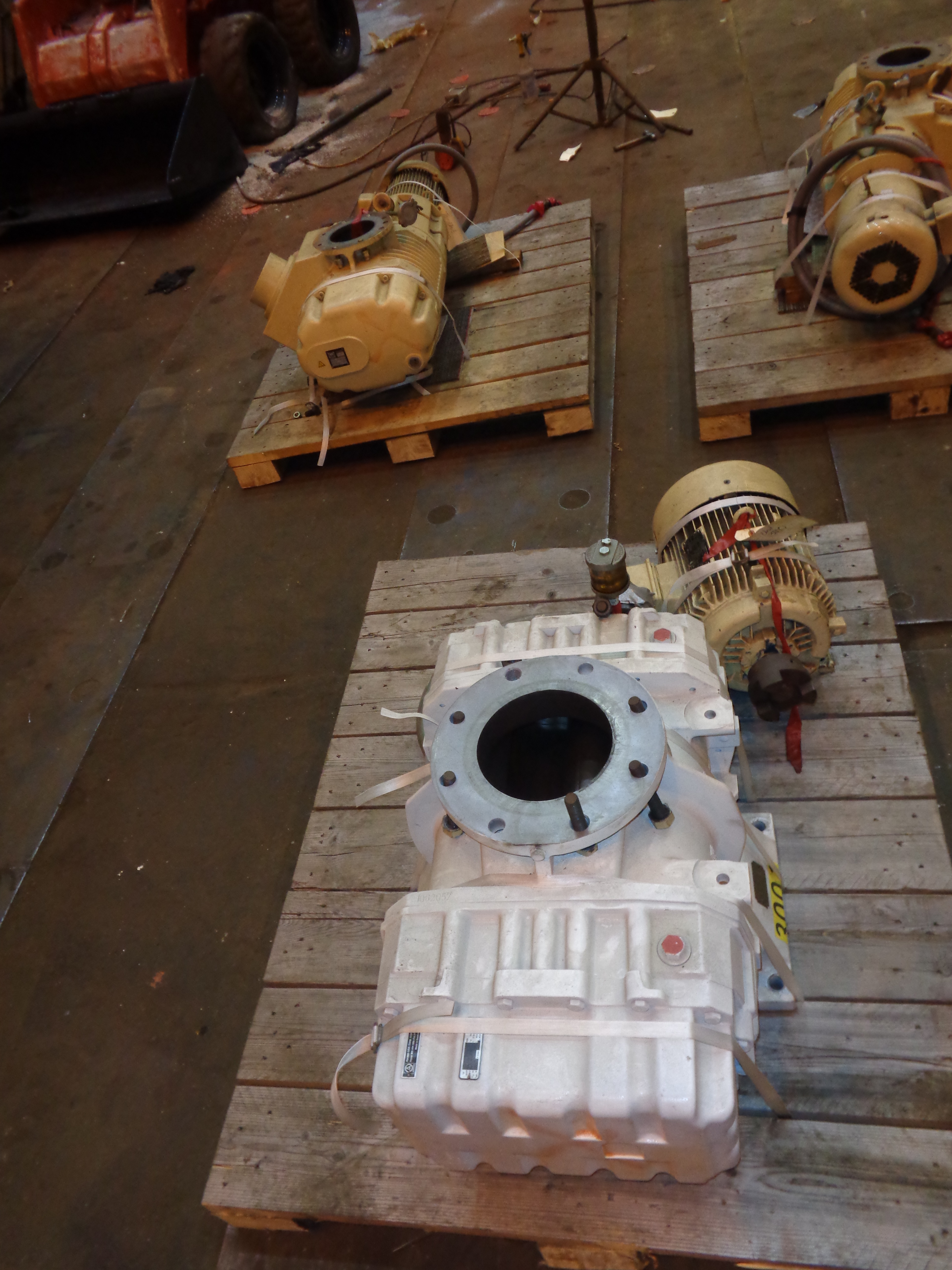 Lot of 3 Vacuum Pumps - Image 23 of 26