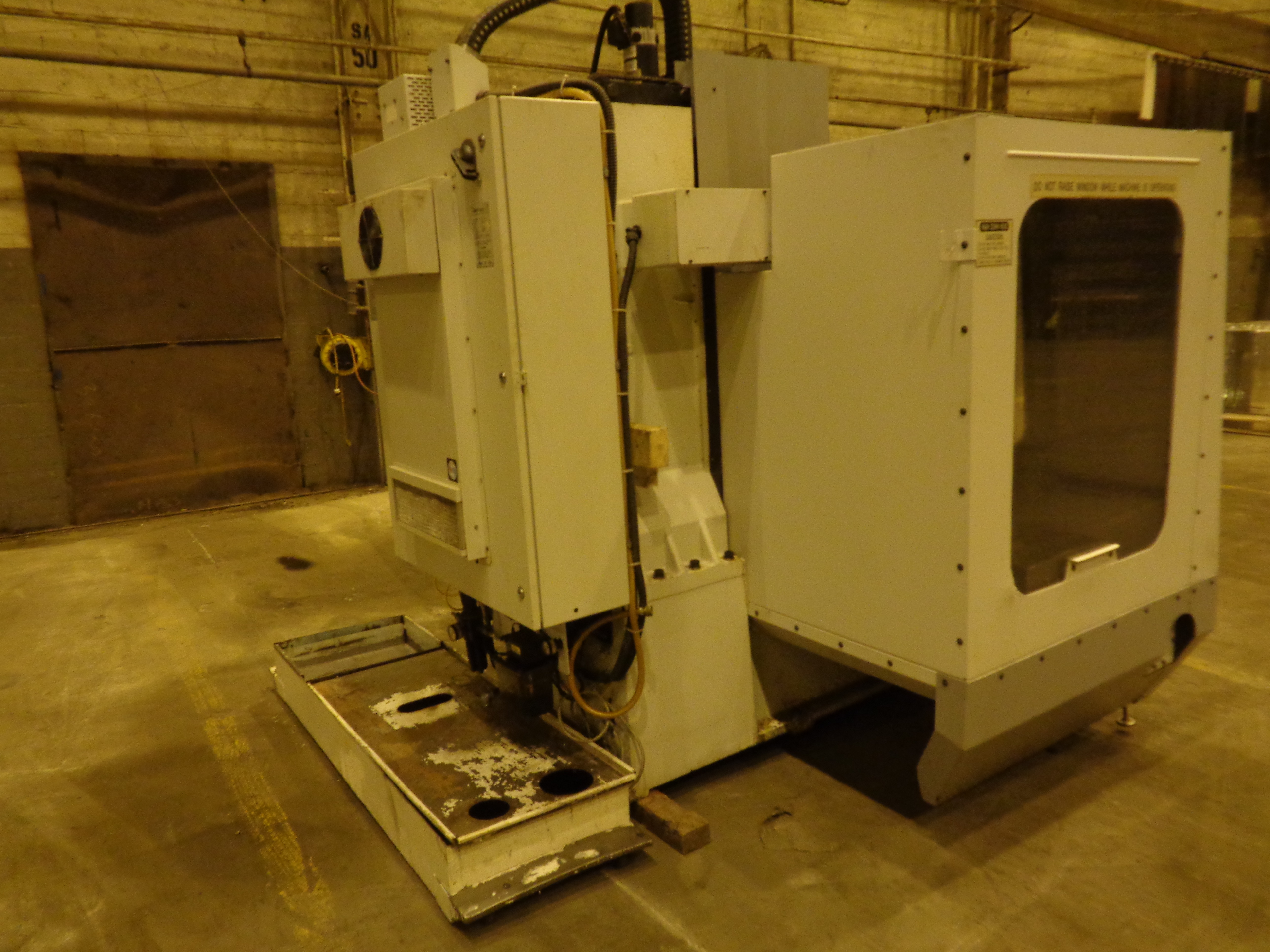 Haas VF-0E CNC Vertical Machining Center - Image 19 of 27