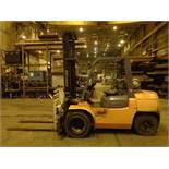 Toyota 7FGU35 Forklift - 7,000 lbs