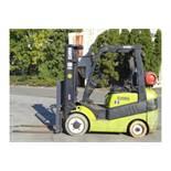 2014 Clark C25CL 5,000lb Forklift
