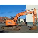2013 Doosan DX235LCR Excavator