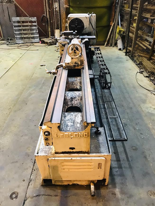 Leblond Regal Engine Lathe 14 in x 120 in - Image 2 of 4