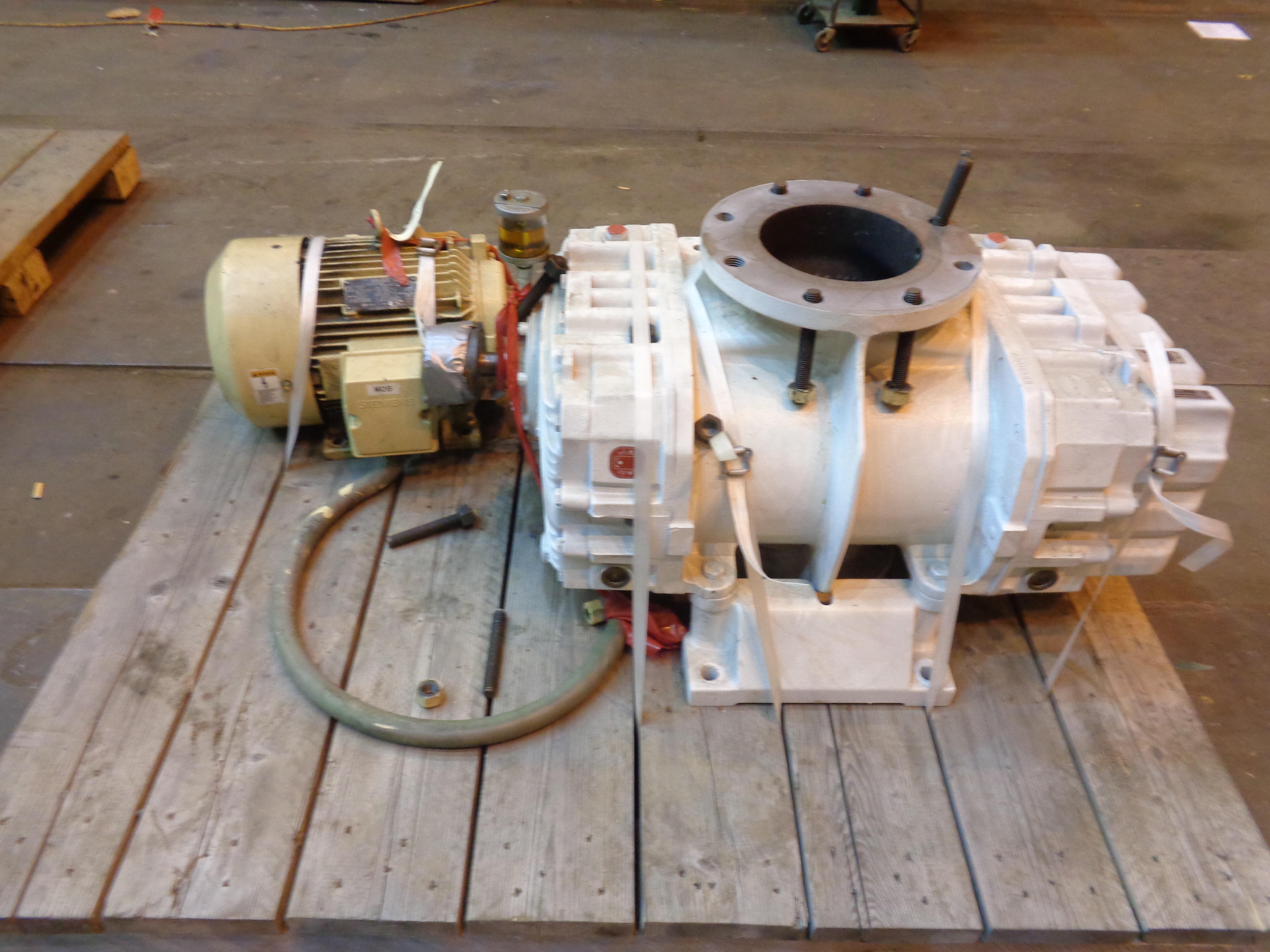 Lot of 3 Vacuum Pumps - Image 4 of 26