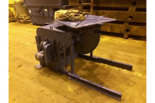 Worthington Welding Positioner - Image 2 of 5