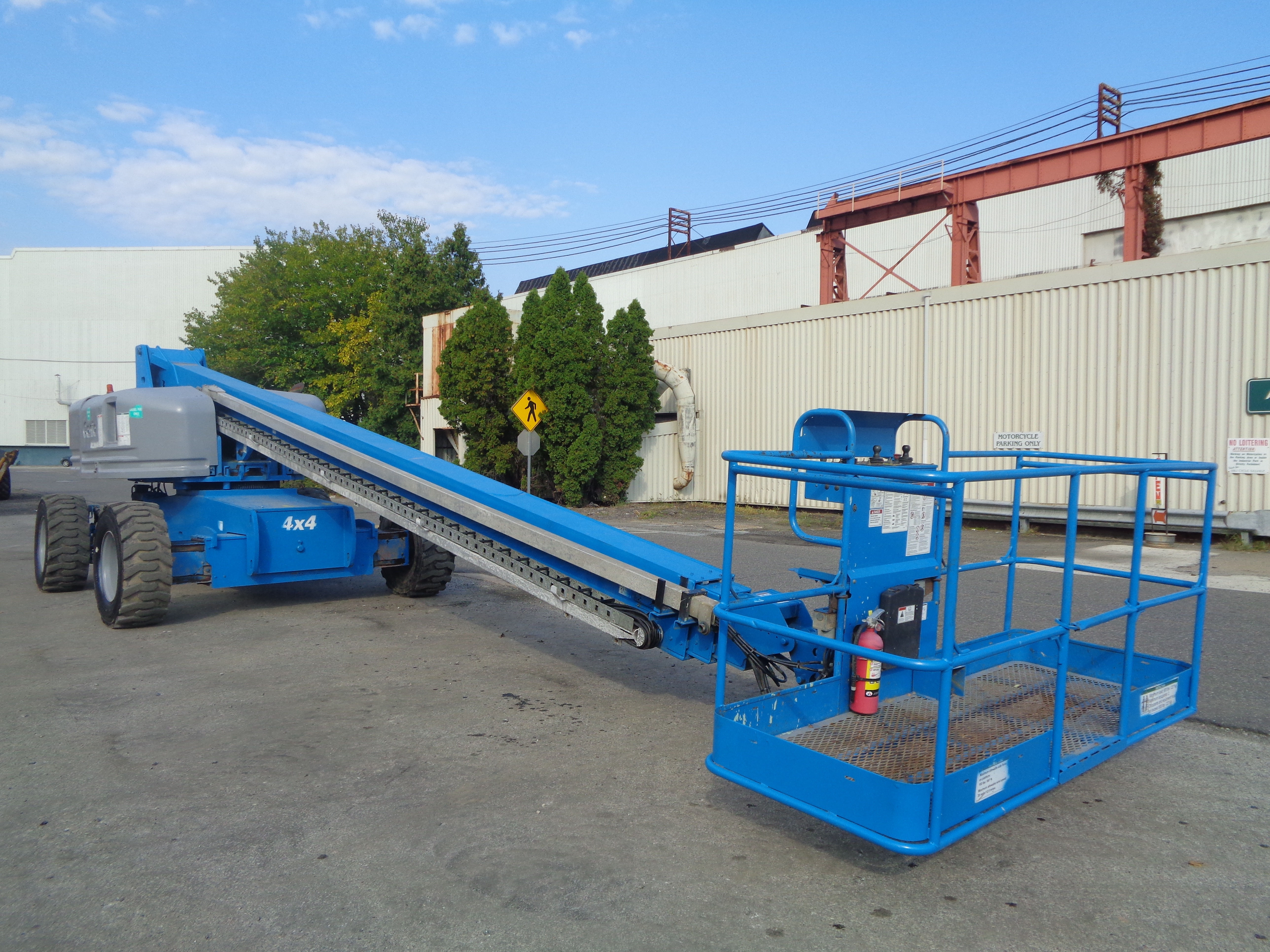 Genie S80 80ft Boom Lift - Image 12 of 22
