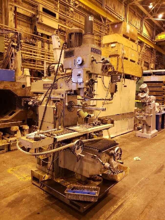1999 Sharp VH3 Vertical Horizontal Mill - Image 2 of 6