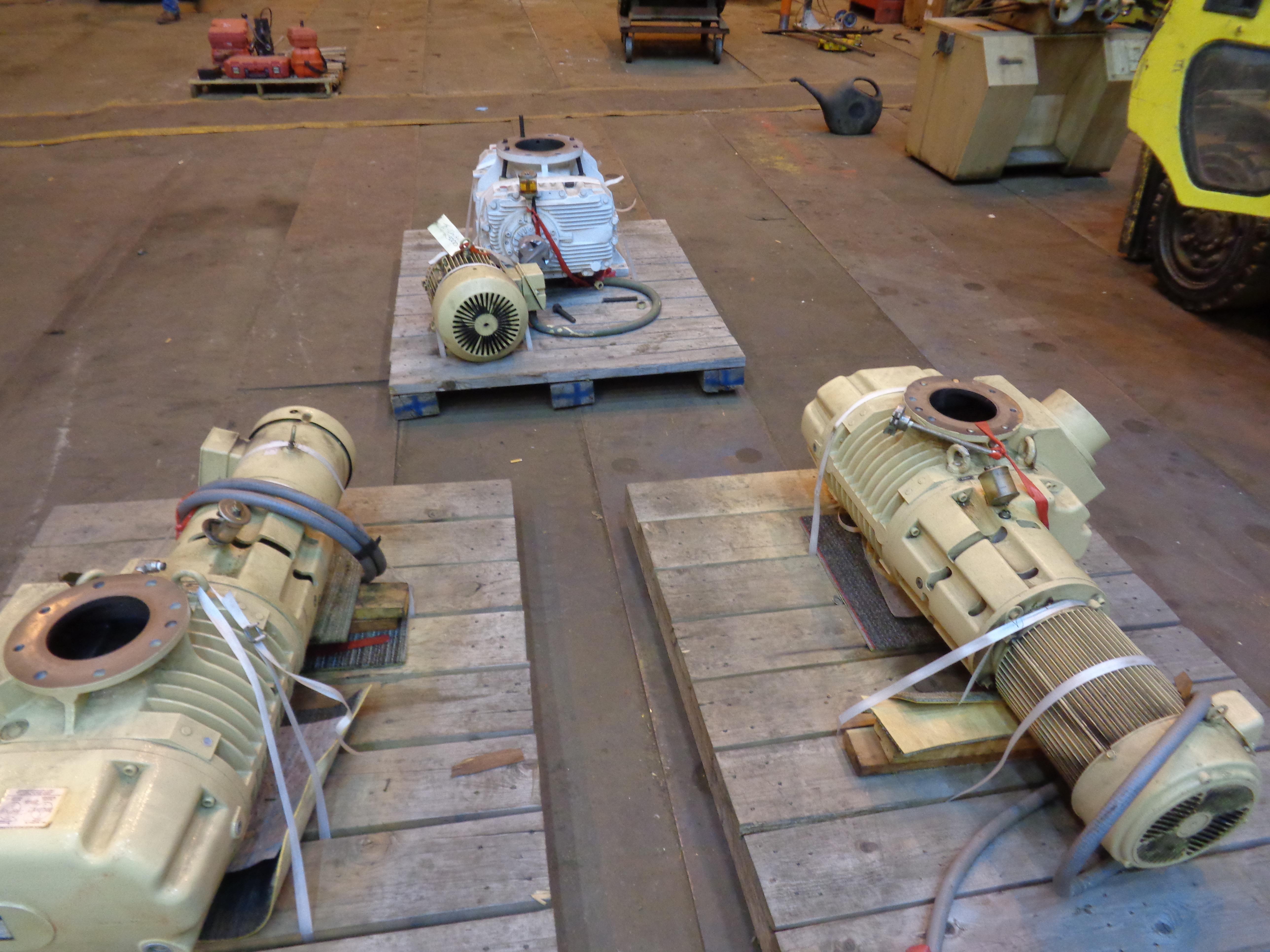 Lot of 3 Vacuum Pumps - Image 3 of 26