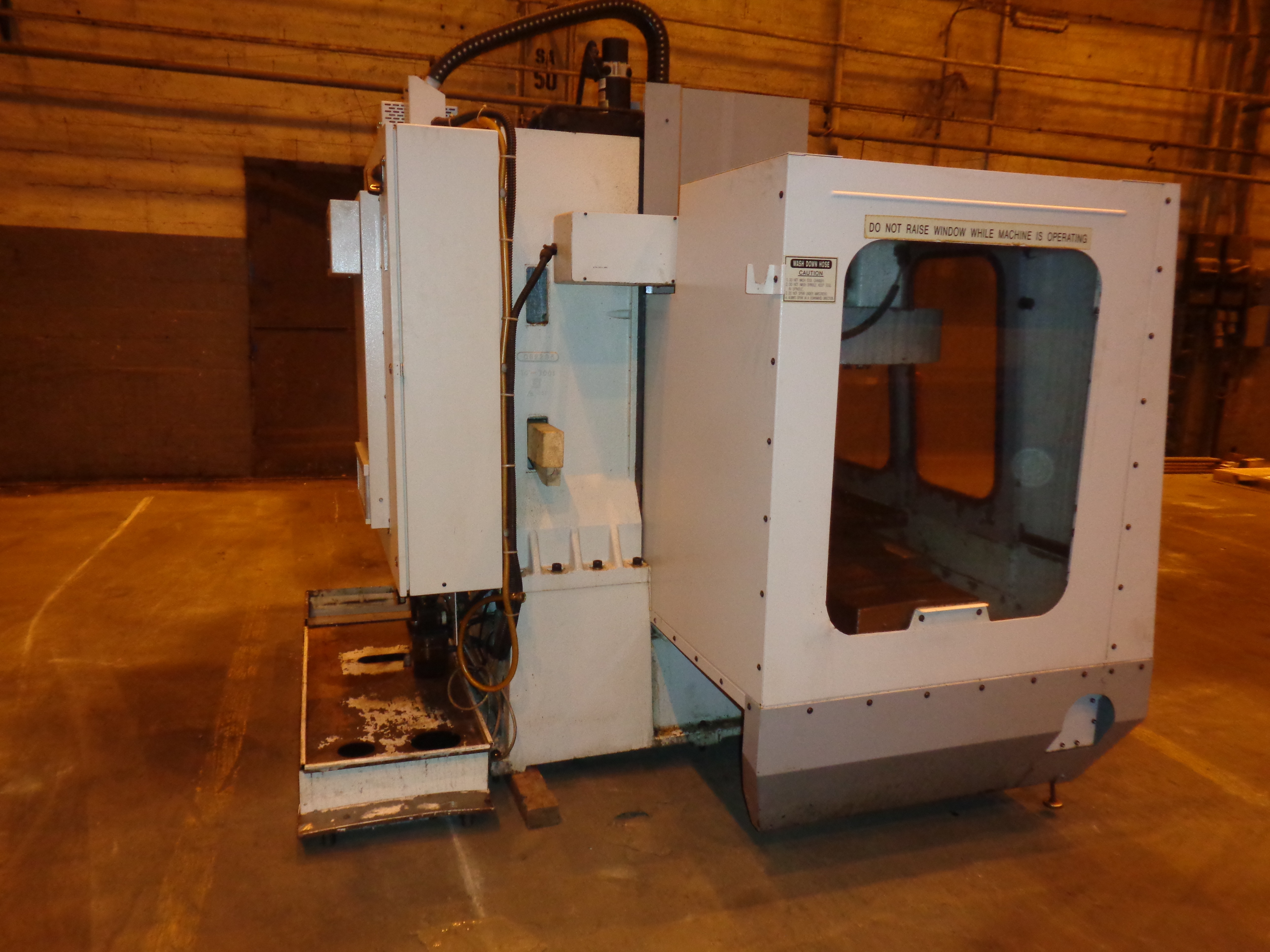 Haas VF-0E CNC Vertical Machining Center - Image 22 of 27