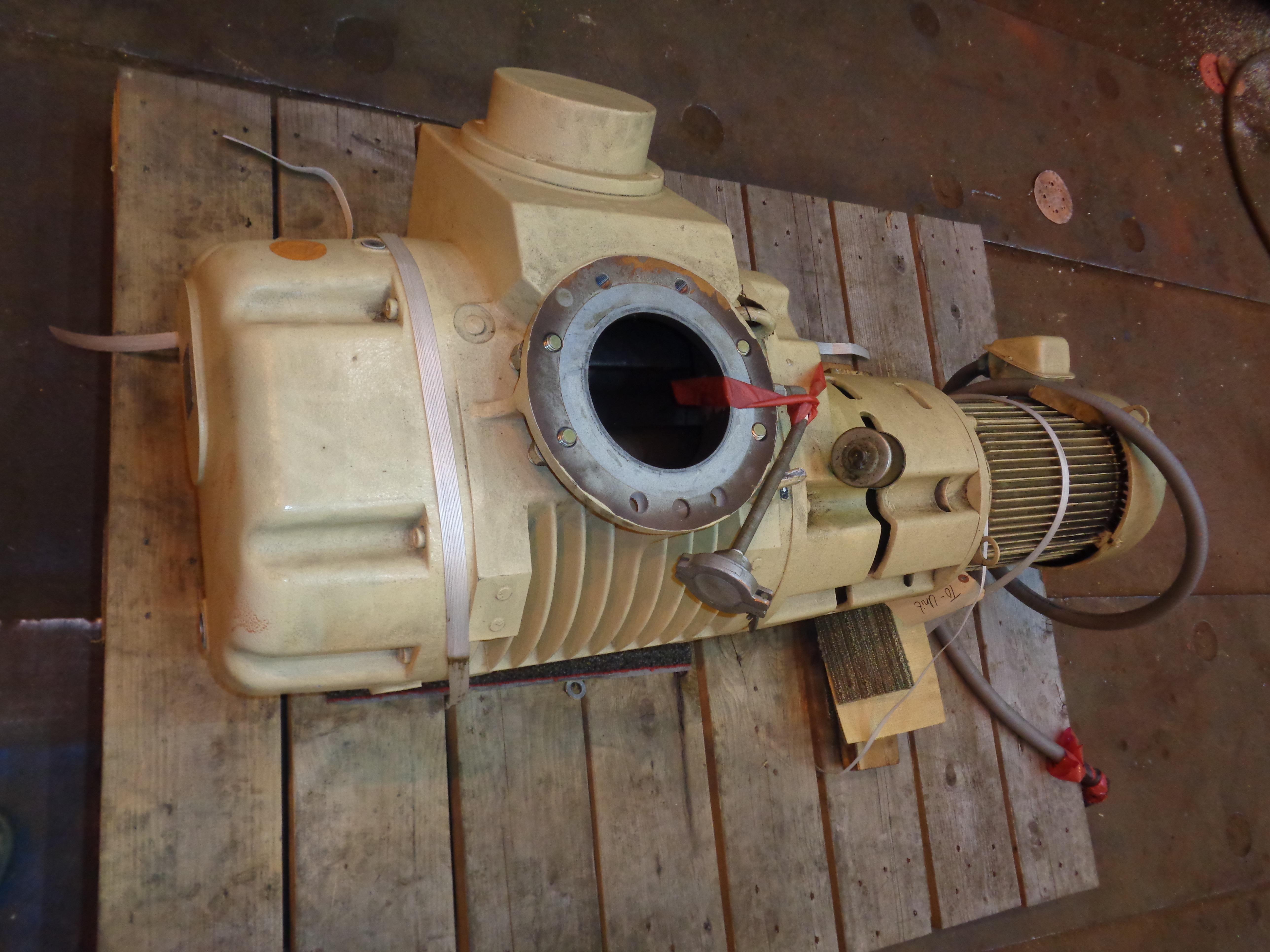 Lot of 3 Vacuum Pumps - Image 13 of 26
