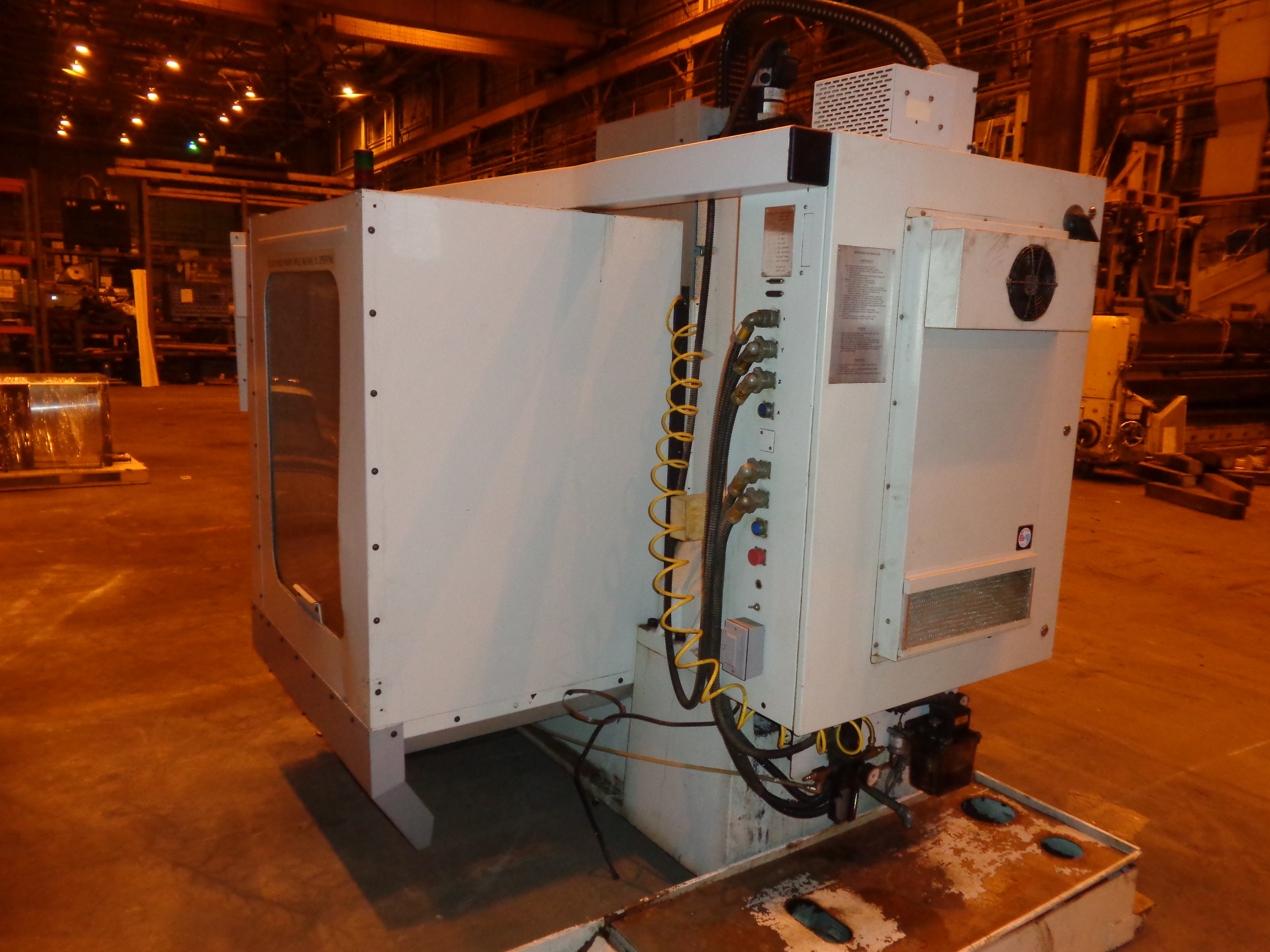 Haas VF-0E CNC Vertical Machining Center - Image 8 of 27