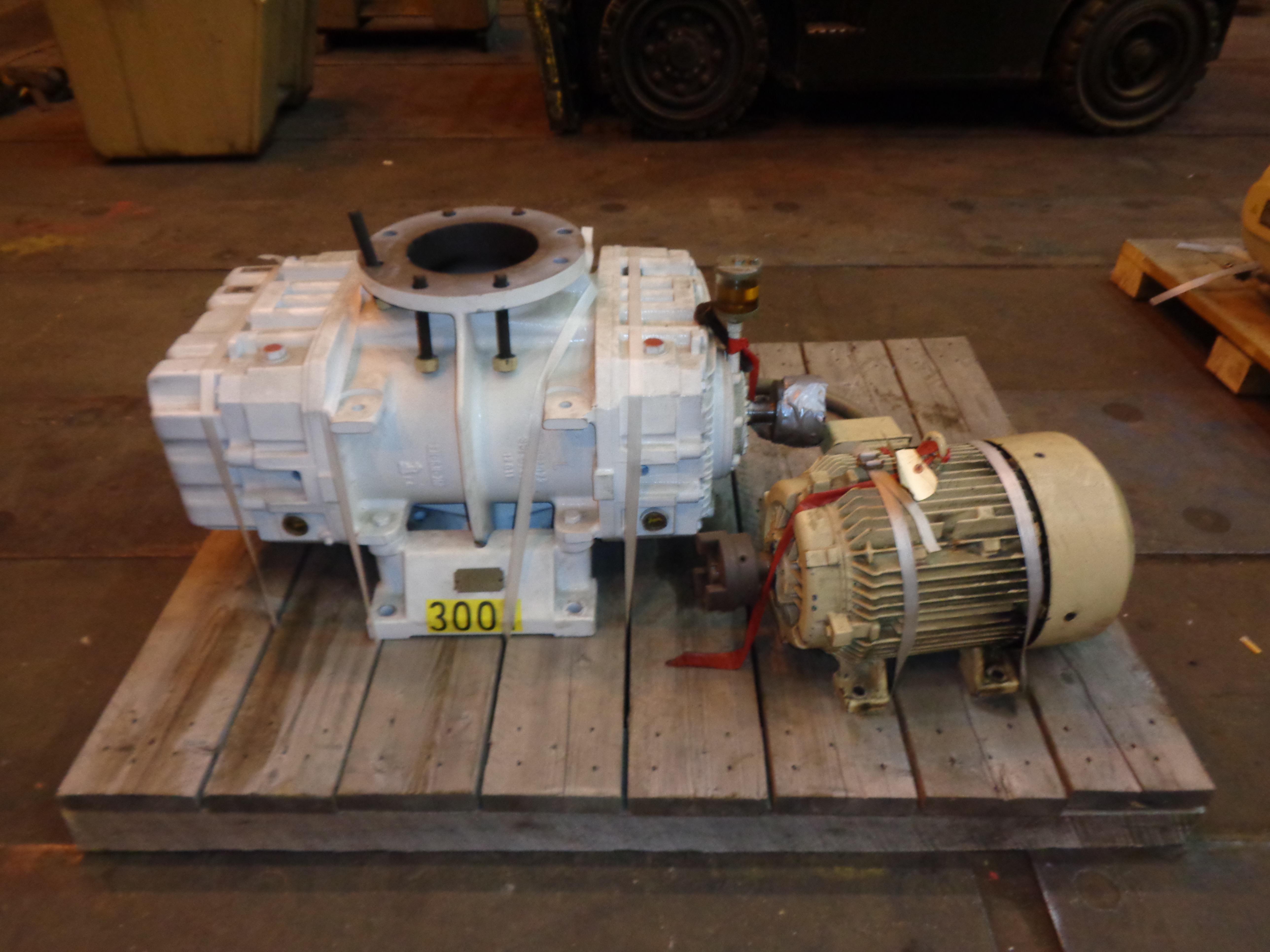 Lot of 3 Vacuum Pumps - Image 15 of 26