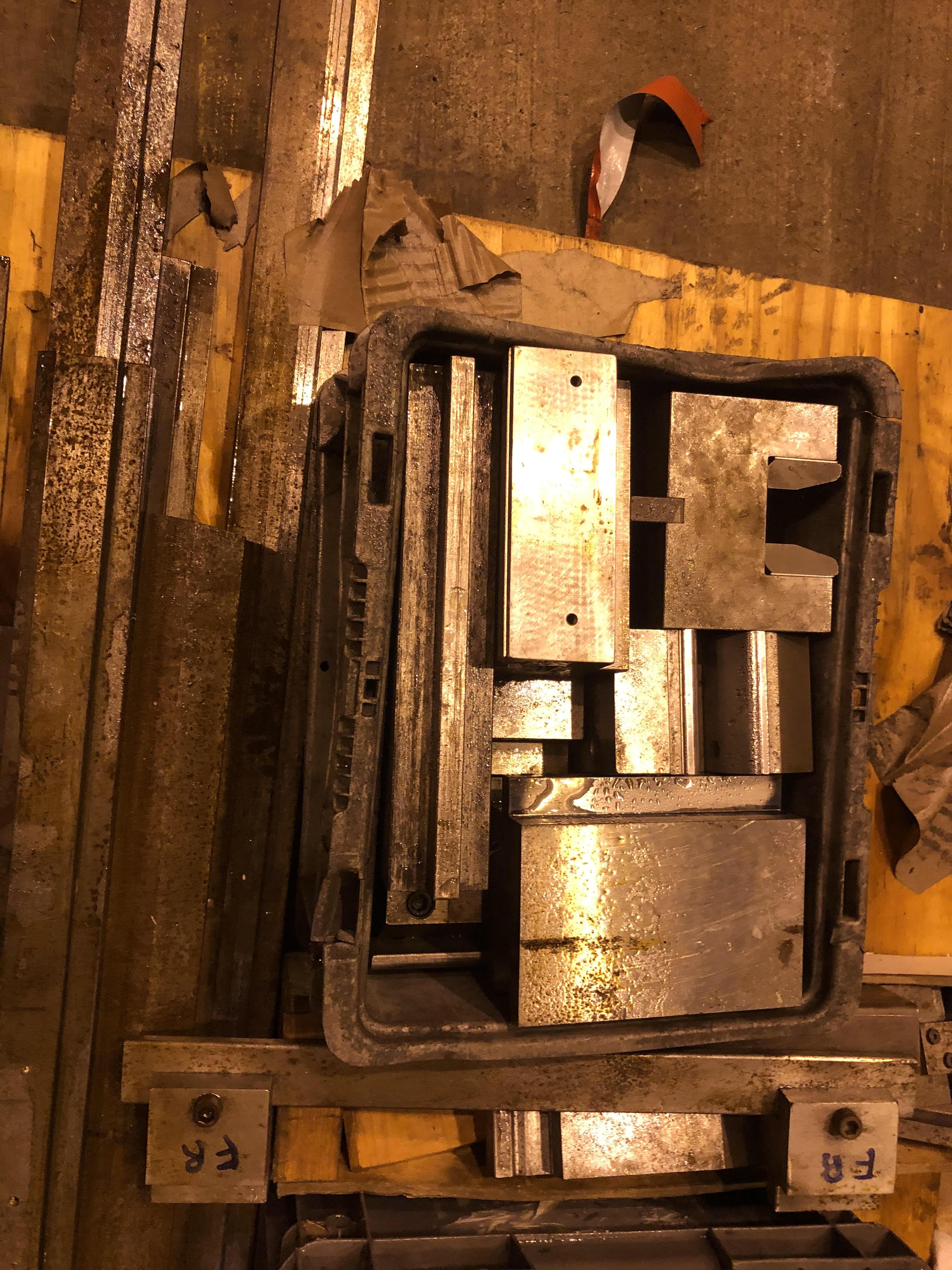 Guifil PE-30 33 Ton Press Brake - Image 12 of 14