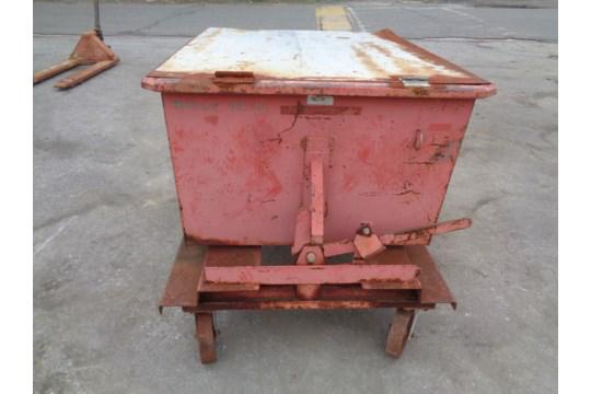 Meco 1/2 Yard Trash Dumpster - Image 3 of 7
