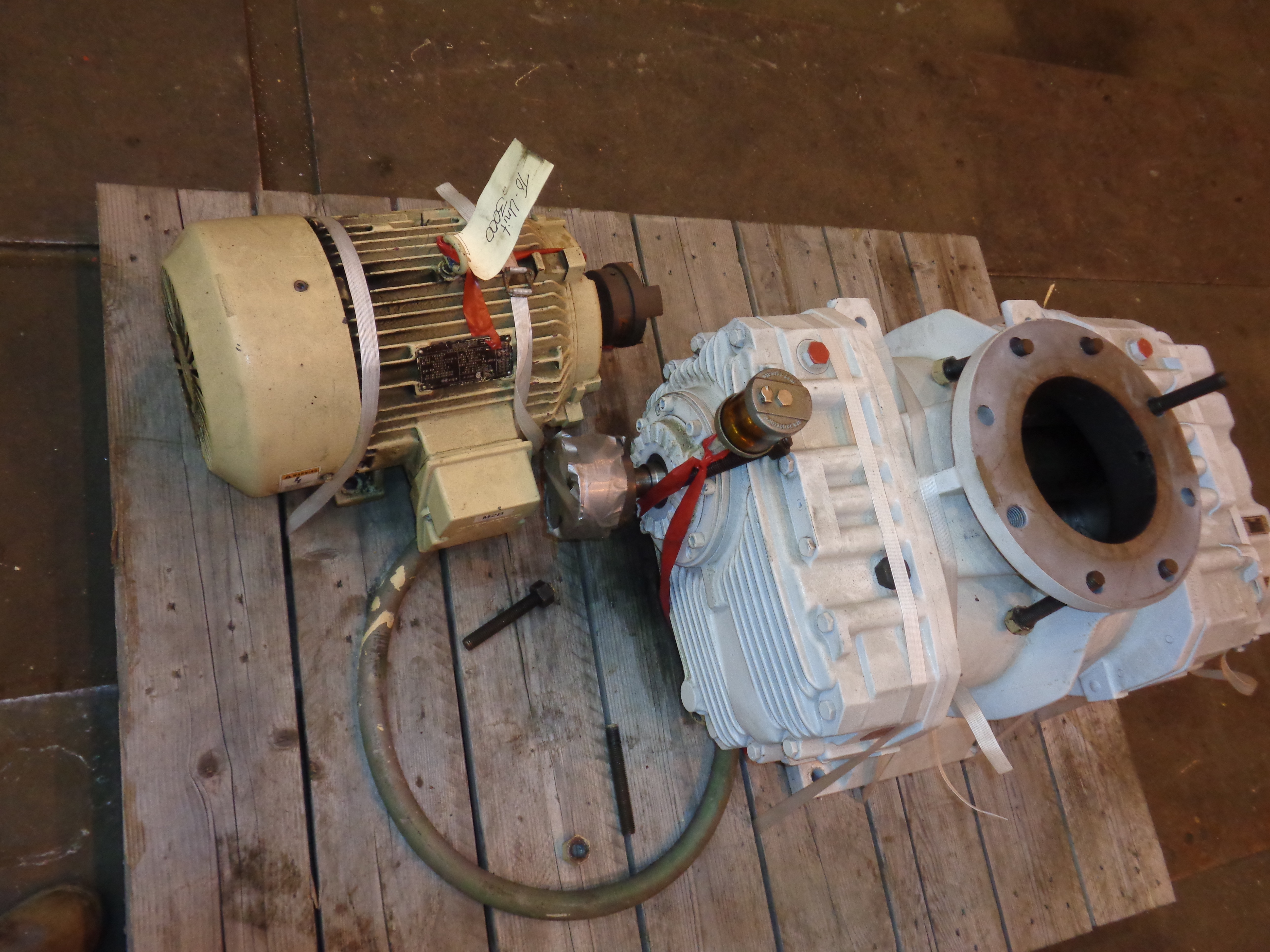 Lot of 3 Vacuum Pumps - Image 12 of 26