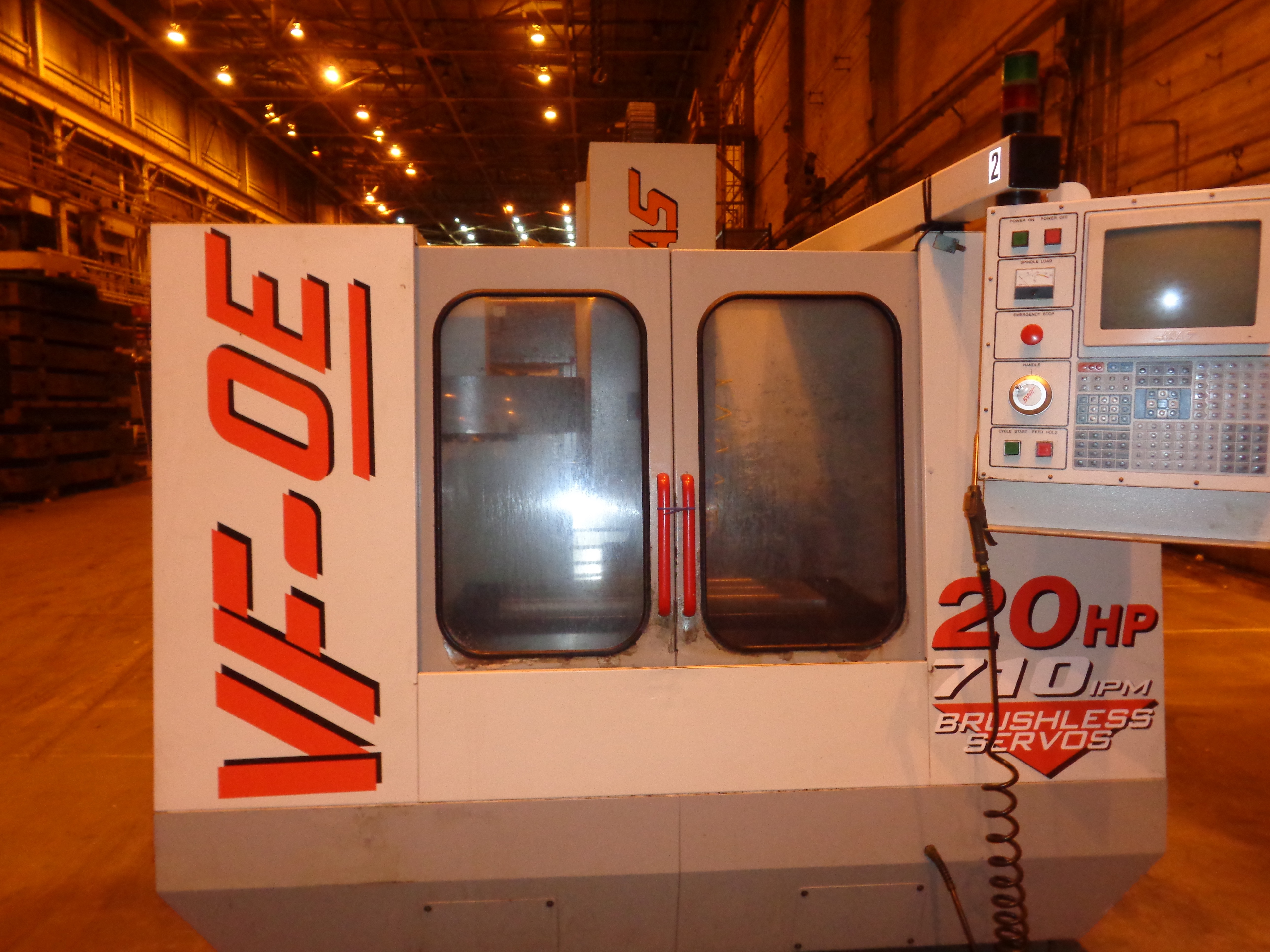 Haas VF-0E CNC Vertical Machining Center