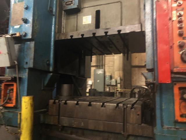 Niagara 600 Ton Press - Located Off Site in NJ - Image 10 of 16