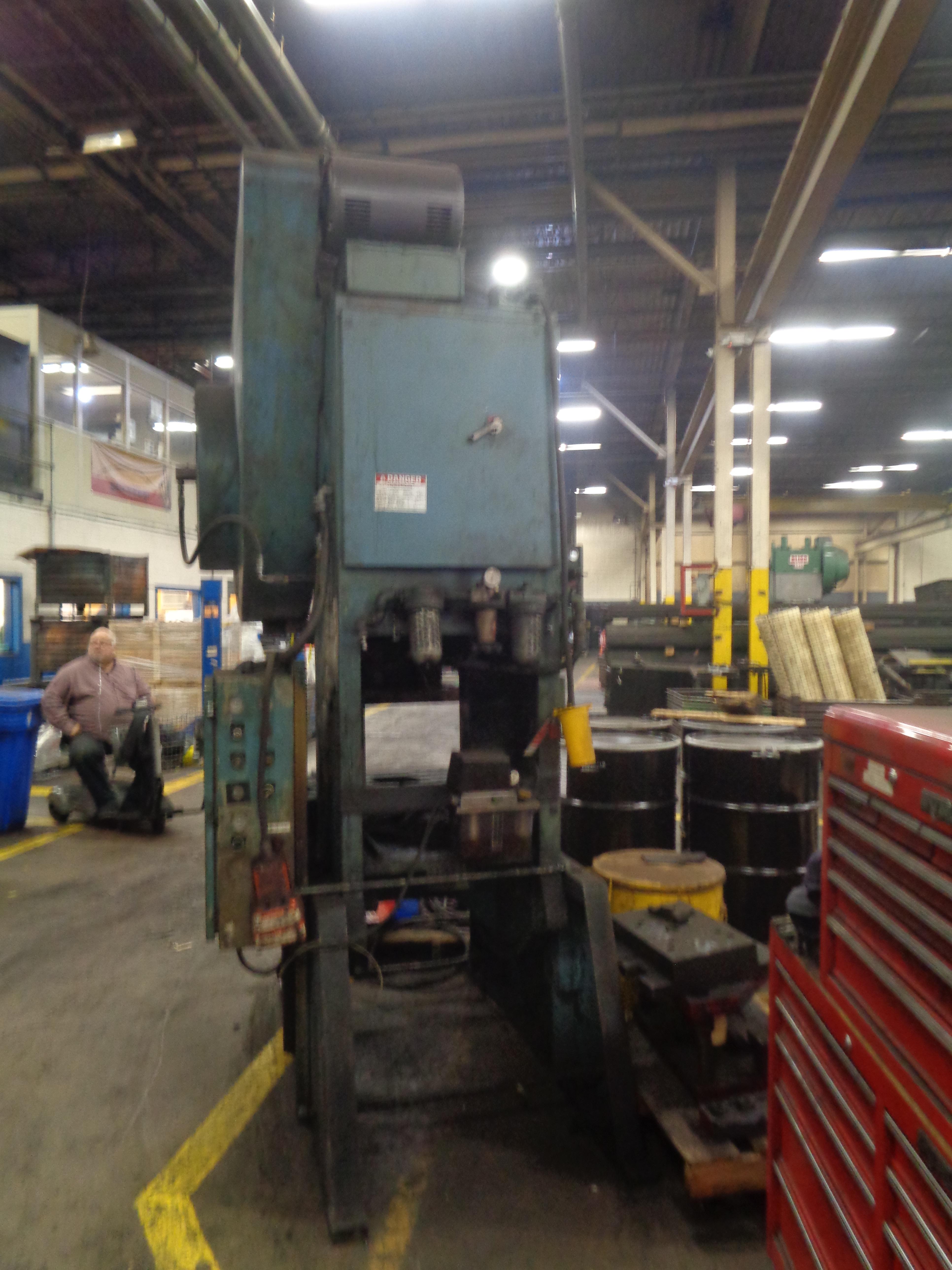 Federal Press 60 Ton - Located in Swedsboro NJ - Image 4 of 7