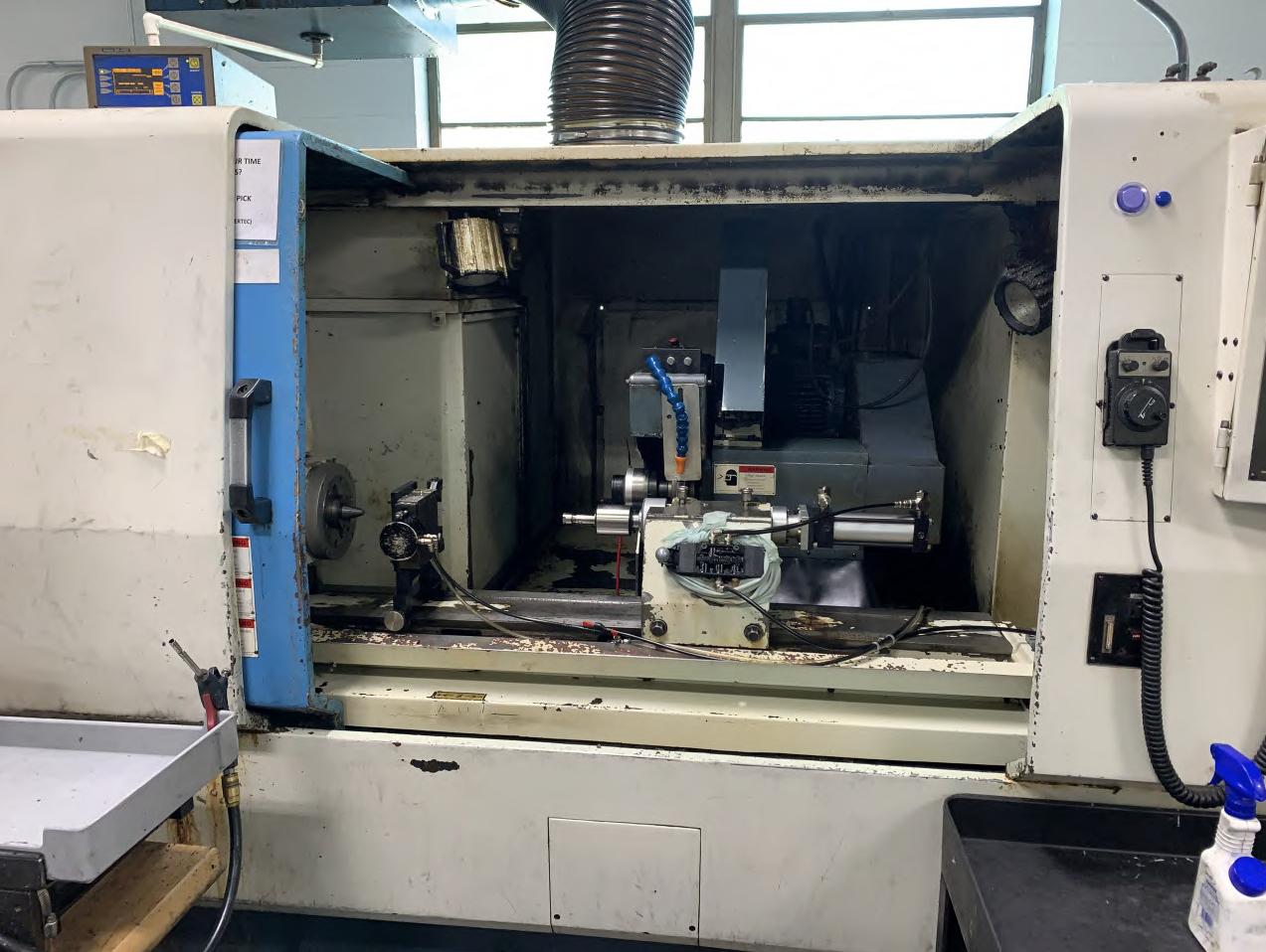 Supertec G32P 100 CNC Grinder - Image 4 of 5