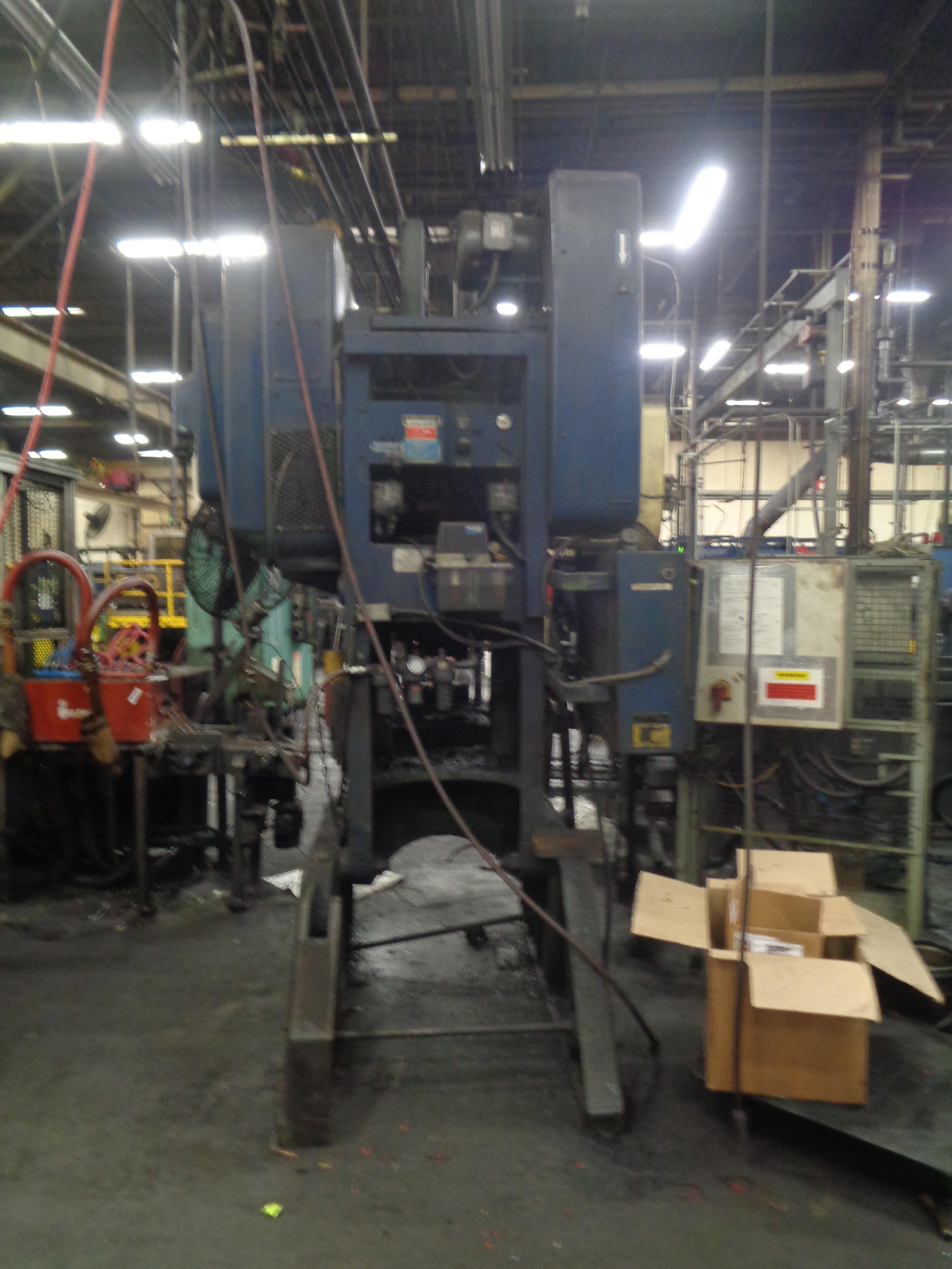 Bliss Press 60 Ton - Located in Swedsboro NJ - Image 2 of 4