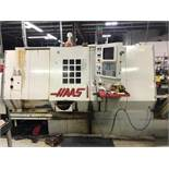 Haas HL4 CNC Lathe With Bar Feeder