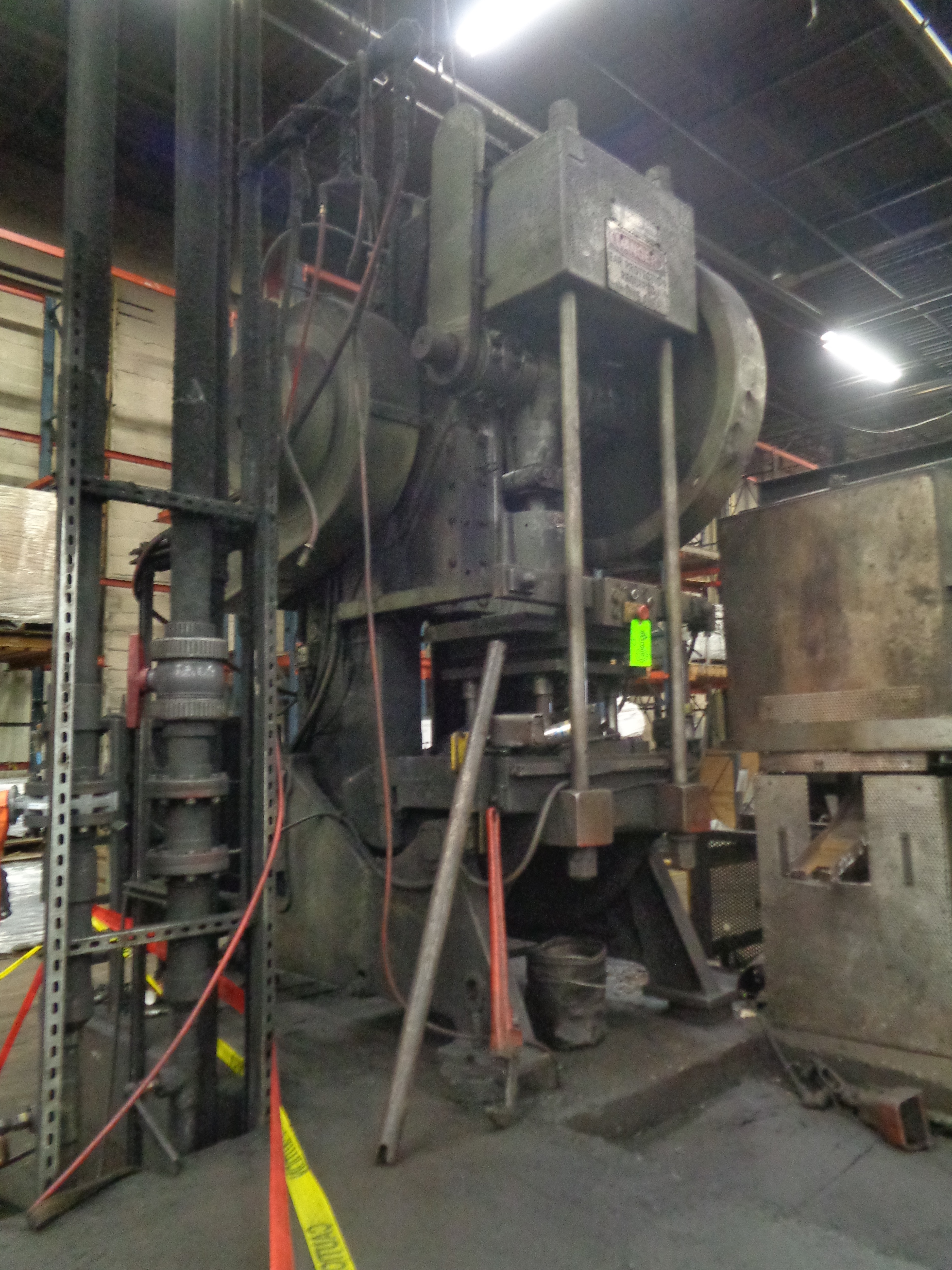 South Bend Press 125 Ton Located in Swedsboro NJ - Image 5 of 6