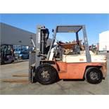 Nissan WF03A35V 7,000lb Forklift