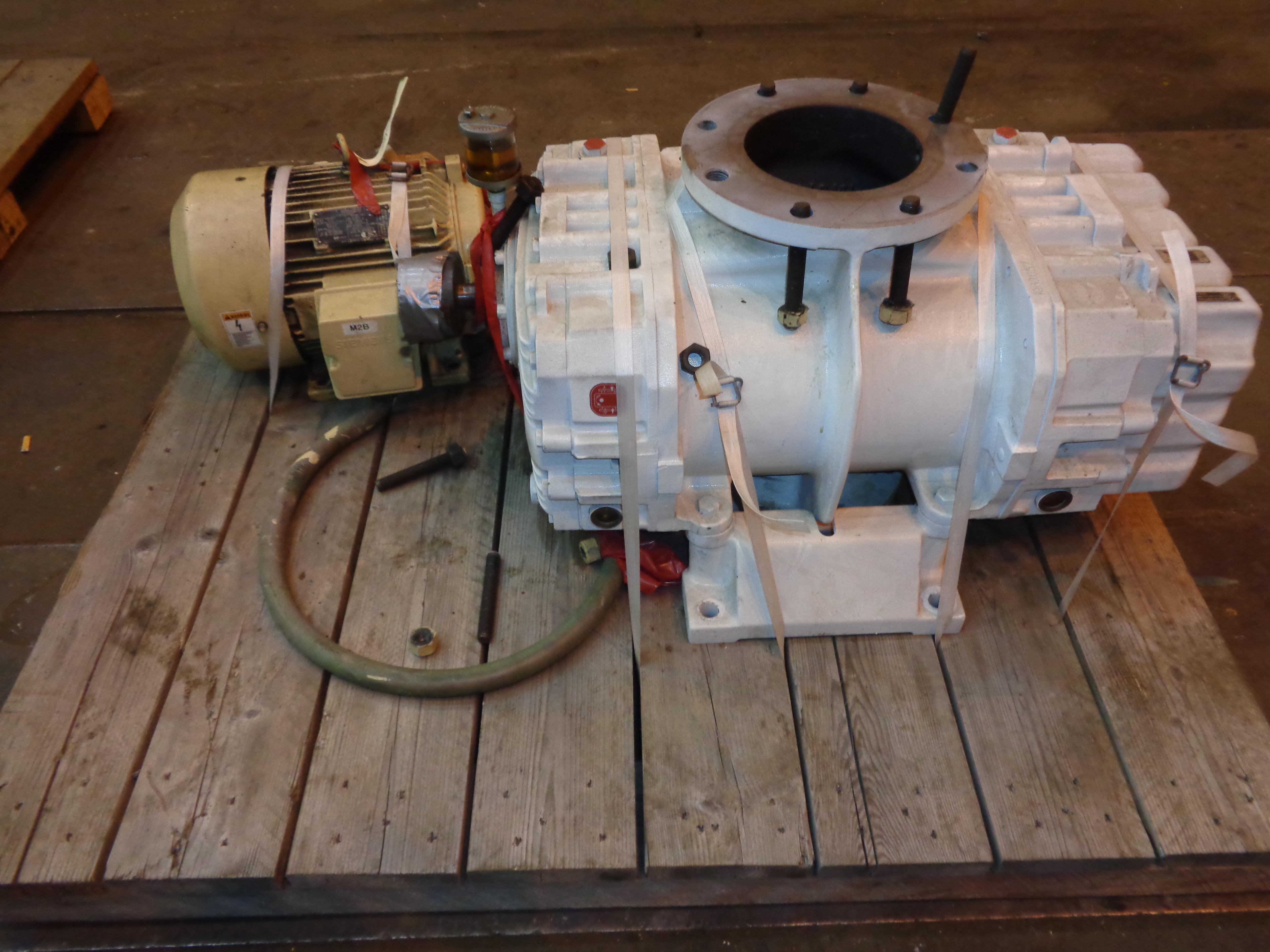Lot of 3 Vacuum Pumps - Image 18 of 26