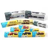 Property of a deceased estate - thirteen boxed Corgi Classics toy models (13).