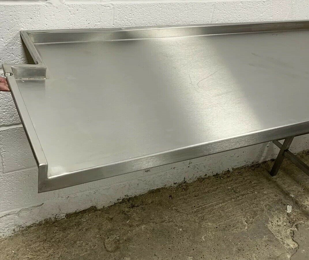 Lot 58 - Moffat Stainless Steel Prep Table