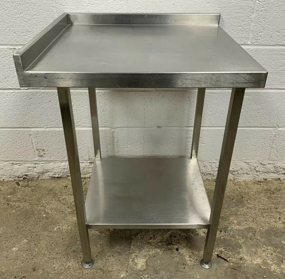 Stainless Steel Prep Table - Image 4 of 4