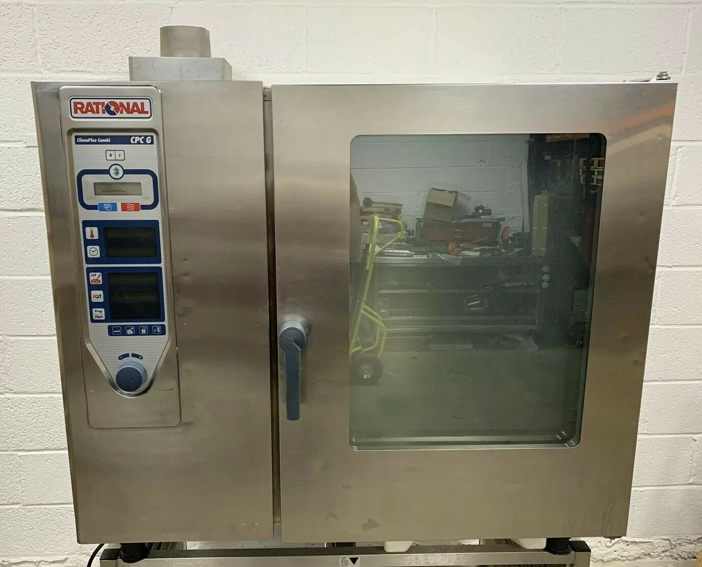 Lot 79 - Rational CPCG Combination Oven Natural Gas