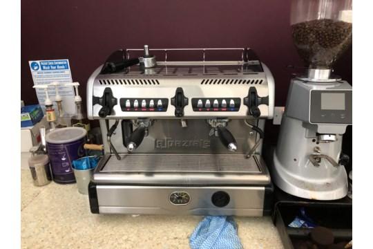 Lot 18 - La Spaziale Coffee Machine ZERO RESERVE