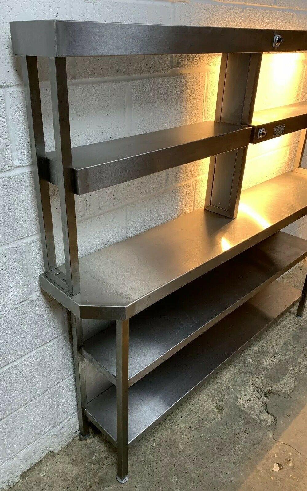 Lot 48 - Heated Gantry Chef Pass Through Unit Bespoke Built