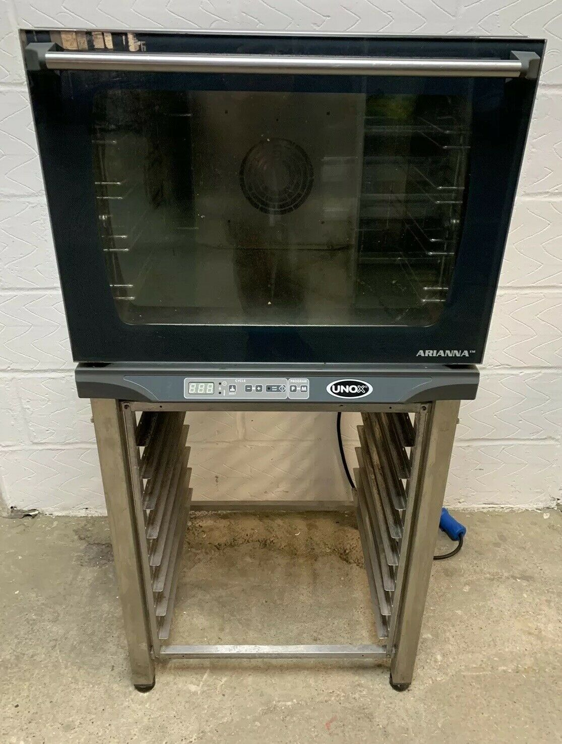 Lot 88 - Unox Arianna XF130-B Convection Oven