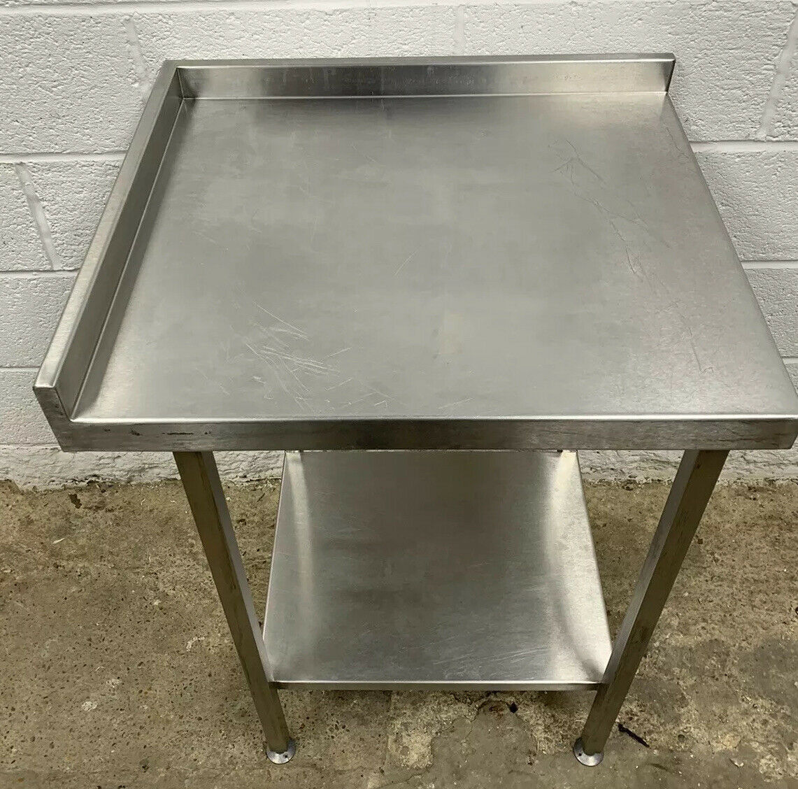 Stainless Steel Prep Table - Image 2 of 4