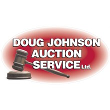 Doug Johnson Auction Service Ltd. logo
