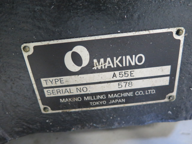 makino a55: